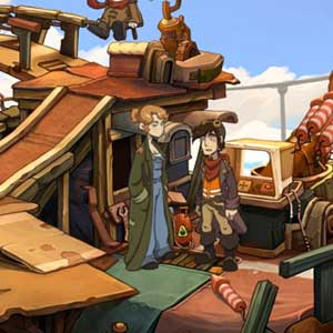 Goodbye Deponia Conversation