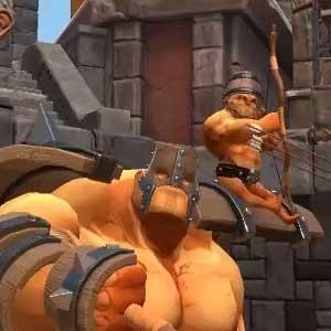 Gorn - Gladiator