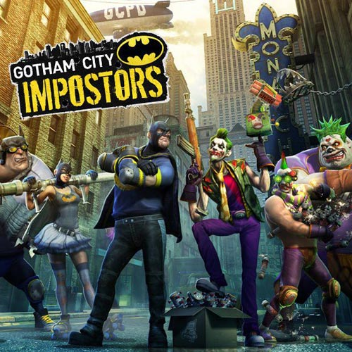 Compare and Buy cd key for digital download Gotham City Impostors