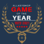 Allkeyshop Game of the Year Award Winner 1972-2021