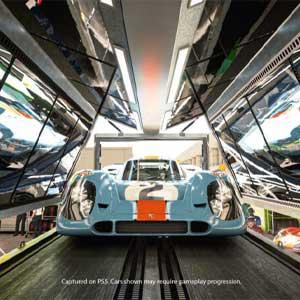 Gran Turismo 7 porsche
