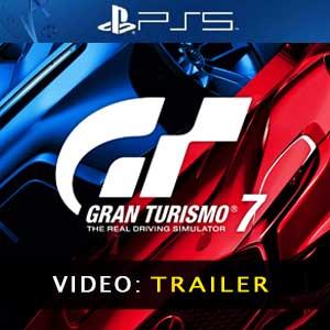 Gran Turismo 7 trailer video