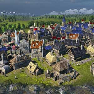 Grand Ages Medieval - Town