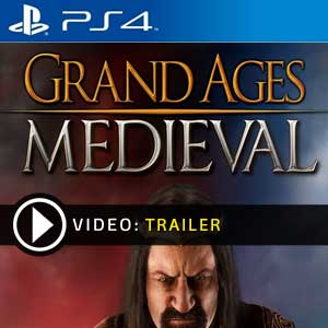 Grand Ages Medieval PS4 Prices Digital or Physical Edition