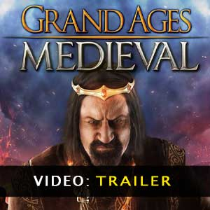 Grand Ages Medieval Trailer Video