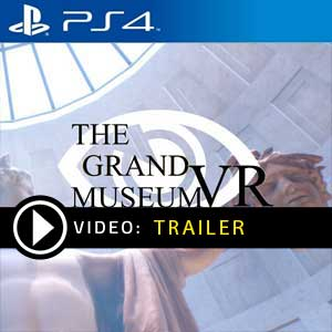 The Grand Museum VR PS4 Prices Digital or Box Edition