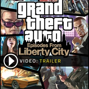 Buy Grand Theft Auto Episodes From Liberty City CD Key Compare Prices