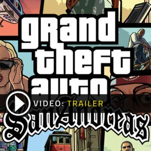 Buy Grand Theft Auto San Andreas CD Key Compare Prices