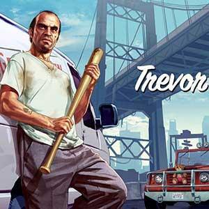 GTA 5 XBOX ONE Trevor