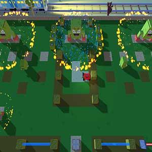 Grass Cutter Mutated Lawns PS4