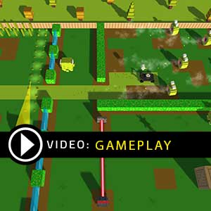 Grass Cutter Mutated Lawns PS4 Gameplay Video