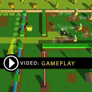 Grass Cutter Mutated Lawns PS4 Gameplay Video