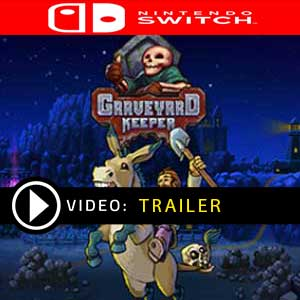 Graveyard Keeper Nintendo Switch Prices Digtal or Box Edition