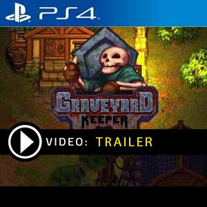 Graveyard Keeper PS4 Prices Digtal or Box Edition
