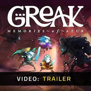 Greak Memories of Azur Video Trailer