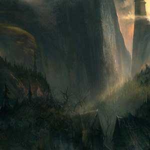 The mystical island