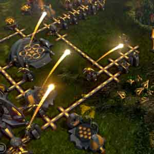 Grey Goo: Attacking Enemies