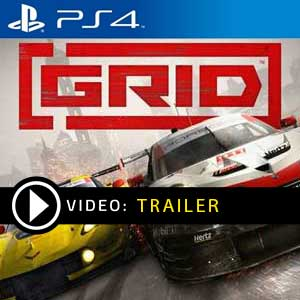 GRID PS4 Prices Digital or Box Edition