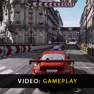 GRID Gameplay Video