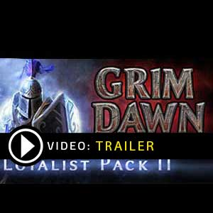Buy Grim Dawn Steam Loyalist Items Pack 2 CD Key Compare Prices