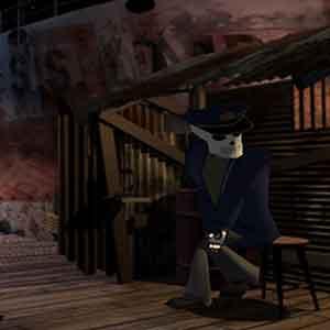 Grim Fandango Remastered Screenshot: Travel Agents