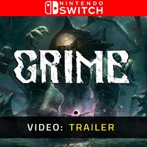 Grime Nintendo Switch Video Trailer