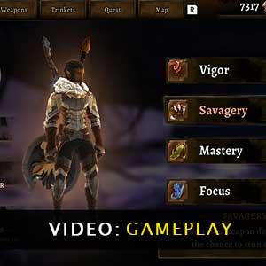 Grimvalor Gameplay Video