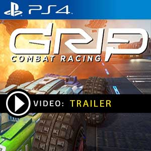 GRIP Combat Racing PS4 Prices Digital or Box Edition