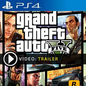 Grand Theft Auto 5 PS4 Prices Digital or Physical Edition