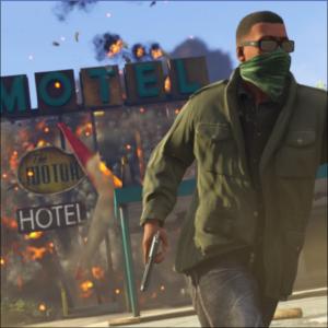 GTA 5 Trailer