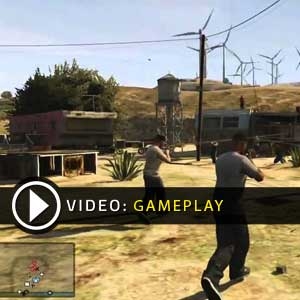 GTA 5 XBOX ONE Online Multiplayer Gameplay