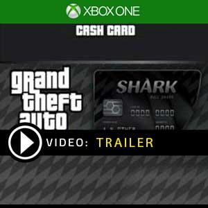 Buy GTAO Bull Shark Cash Card Xbox One Compare Prices