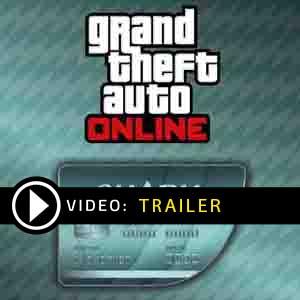 GTA Online Megalodon Shark Cash Card trailer video