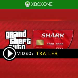 Buy GTAO Red Shark Cash Card Xbox One Compare Prices