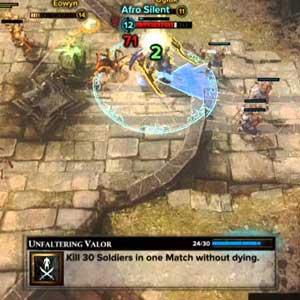 Guardians Middle Earth Unfaltering Valor
