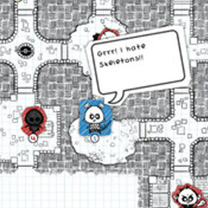 Guild of Dungeoneering Character