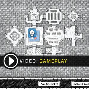 Guild of Dungeoneering Gameplay Video
