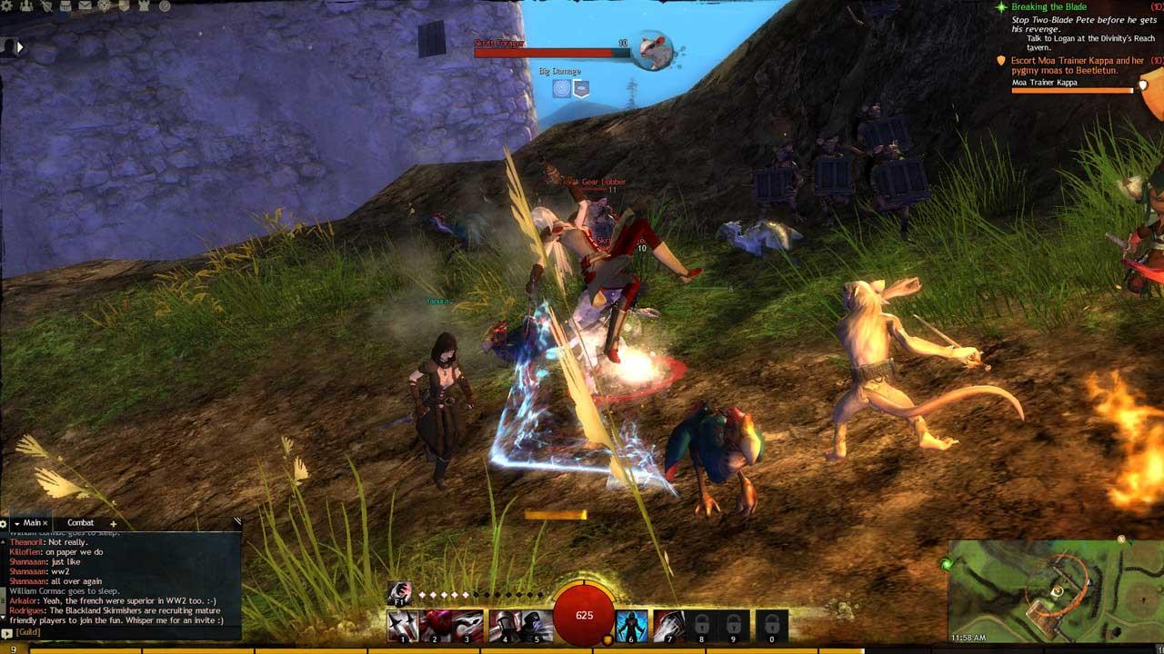 Guild wars 2 access