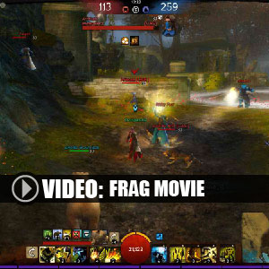Guild Wars 2 Heart of Thorns Frag Movie