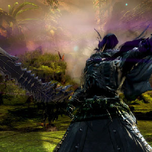Guild Wars 2 Heart of Thorns - Screenshot