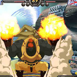 Guilty Gear X2 Reload : Player 1 Wins!