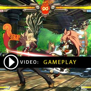 GUILTY GEAR Xrd REV 2 Upgrade PS4 Gameplay Video
