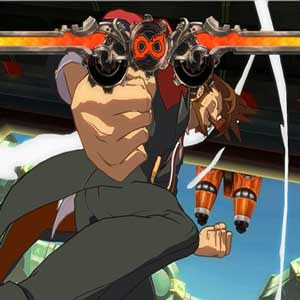 Guilty Gear Xrd-Sign Slayer