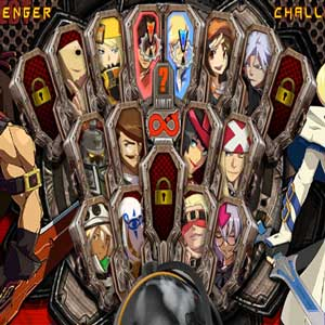 Guilty Gear Xrd-Sign Challengers
