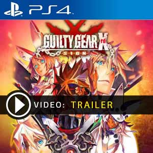 Guilty Gear Xrd-Sign PS4 Prices Digital or Physical Edition