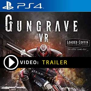 Gungrave VR loaded Coffin Edition PS4 Prices Digital or Box Edition