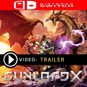 Gunlord X Nintendo Switch Prices Digital Or Box Edition