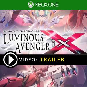 Gunvolt Chronicles Luminous Avenger iX Xbox One Prices Digital or Box Edition