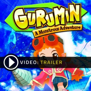 Buy Gurumin A Monstrous Adventure CD Key Compare Prices