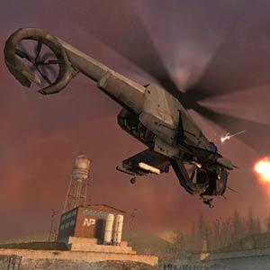 Half Life 2 - Chopper